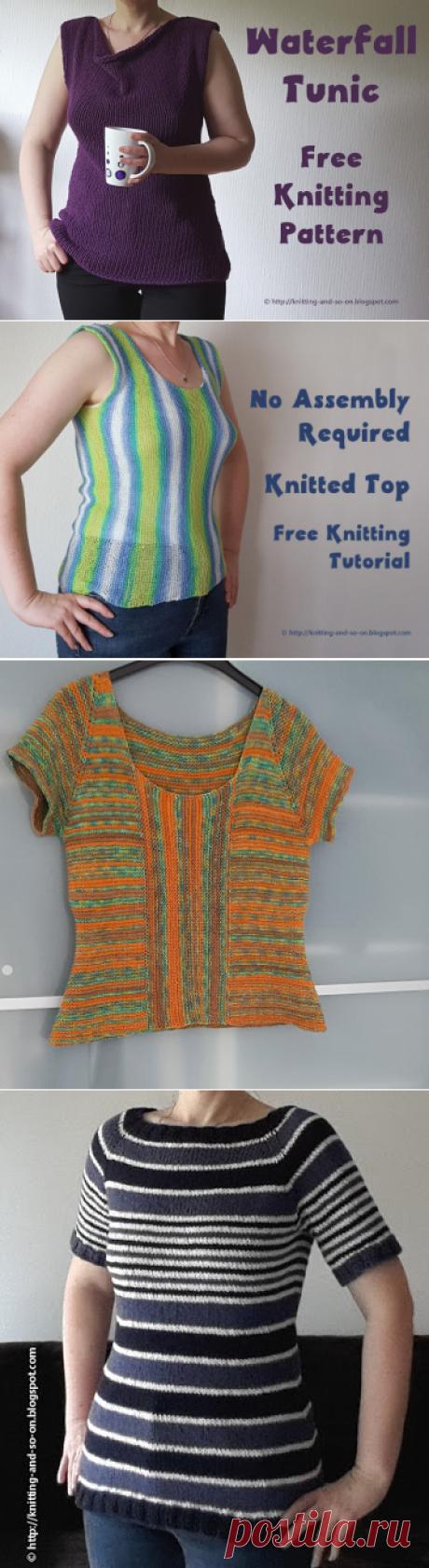 Вязание и тд: свитер