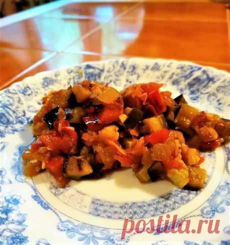 Овощи а-ля рататуй | Поделки, рукоделки, рецепты | Яндекс Дзен