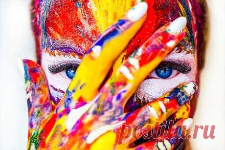 Как цвет влияет на наше настроение