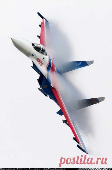 Sukhoi Su-27 (Su-27S) АВИАЦИЯ