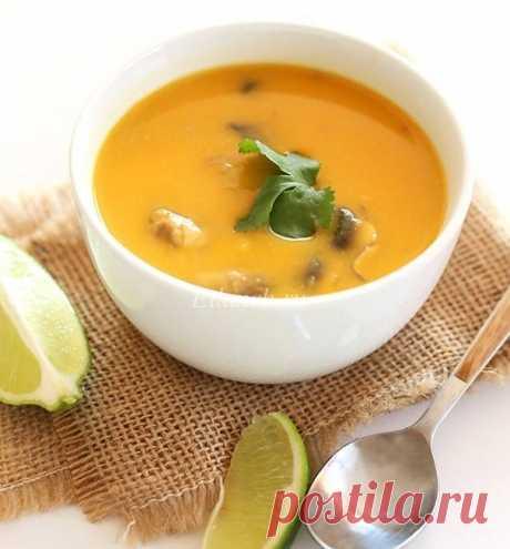 Рецепт Суп из пастернака