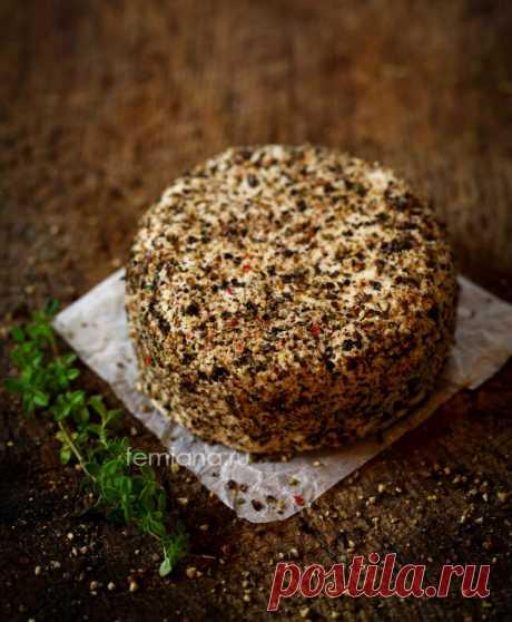 Домашний сыр из миндальных орехов или кешью | FEMIANA