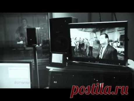 """""""Оттепель"""" Евгений Цыганов читает стихотворение Геннадия Шпаликова - YouTube"""