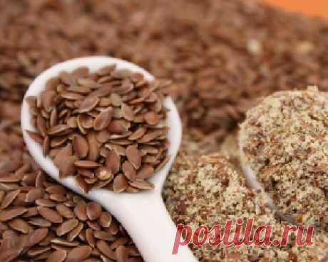 Семена льна для похудения | Гавань здоровья