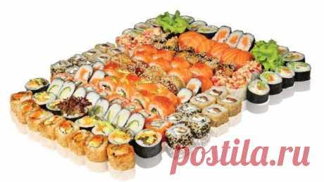 Как приготовить роллы и суши | Рецепты вкусных и полезных блюд! 3dorov.ru