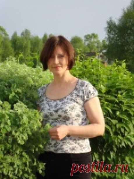 Марина Глебова