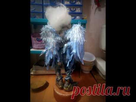 Крылья для куклы из фоамирана
