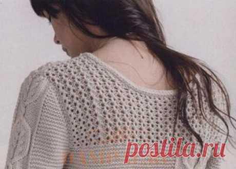 Женский пуловер «Iclyn» | DAMские PALьчики. ru