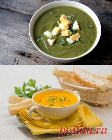 Лучший выбор на лето: 5 вкуснейших супов из сезонных продуктов / Surfingbird - проводи время с пользой для себя!