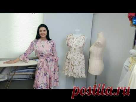 Интересное платье на лето. Муки выбора. ВЛОГ