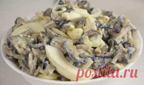 Салат из баклажанов со вкусом грибов: неописуемая вкуснятина Хотите порадовать родных и удивить гостей? Тогда приготовьте салат из баклажанов со вкусом грибов: бурю восторга можно увидеть в тот момент, когда гости узнают от хозяйки, из чего сделан шедевр. Салат состоит всего из трех основных продуктов, готовится невероятно просто, а результат всегда сногсшибательный. Невероятно ароматное, сытное и очень вкусное блюдо, да еще со вкусом […] Читай дальше на сайте. Жми подробнее ➡