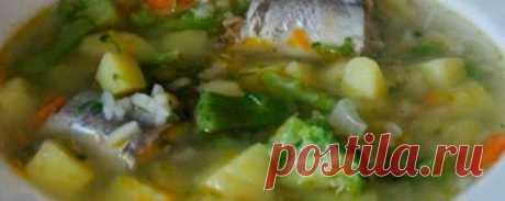 Постный суп с овощами и рыбными консервами | Кулинарный портал