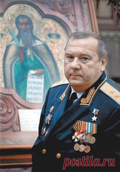 Генерал-полковник Шаманов: «Наше главное богатство — русский солдат» | Армия | Общество | Аргументы и Факты