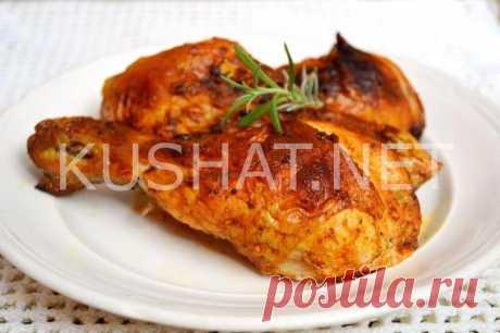 Куриные ножки в сметане в духовке. Пошаговый рецепт с фото • Кушать нет