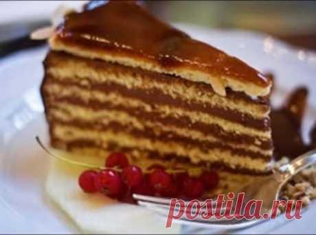 Рецепт торта Крем-брюле   Sous-Chef.ru - готовить нужно вкусно