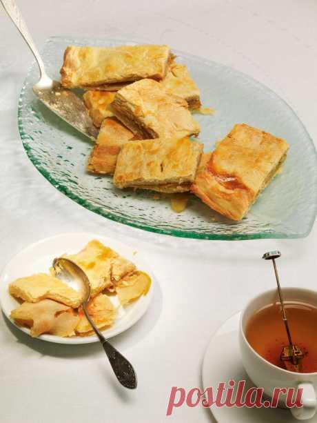 Яблочные пироги – «Еда»
