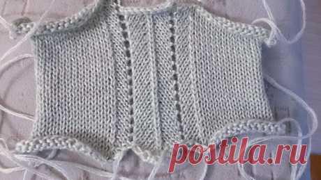 Шуршание каретки (машинное вязание - только фото и краткое описание) (продолжение)