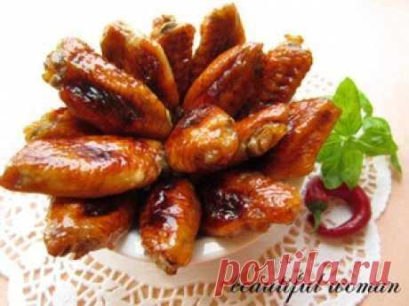 Блюда из курицы - кулинарный рецепт