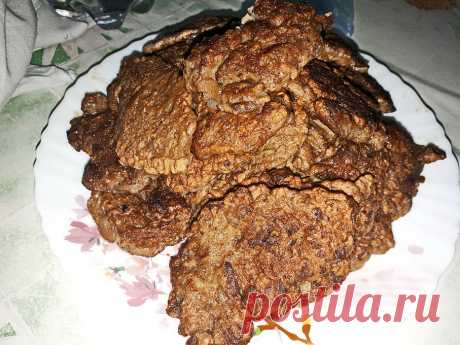 Печёночники -эти оладьи уплетают даже те, кто не любит печень Куриная печень является самым полезным субпродуктом. Это диетический продукт, содержащий в себе массу полезных для организма человека веществ. Продукты из печени рекомендую употреблять для повышения г…