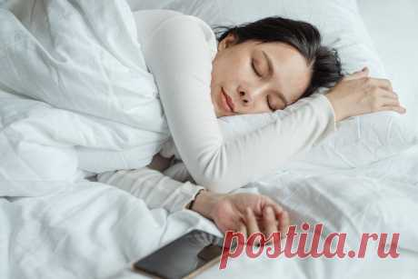 Найдены техники, которые действительно помогают быстро заснуть | МТС/Медиа | Яндекс Дзен