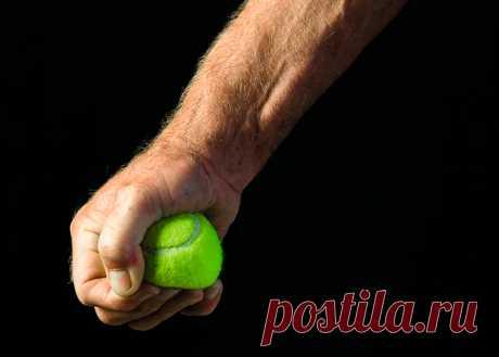6 упражнений с теннисным мячом: развиваем скорость реакции и глазомер