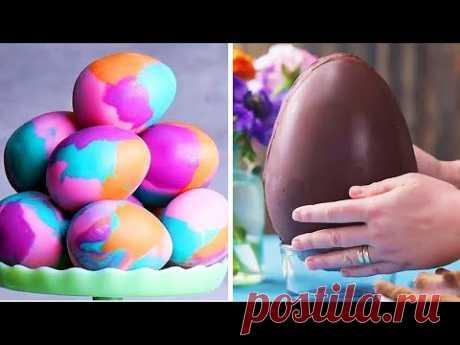 Yummy Chocolate Eggs 🥚🍫 Yummy Cake Ideas 🍰 Easy Cake Decorating Tutorials (Feb) #17