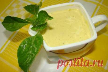 Медовый соус для греческого салата с домашним майонезом, рецепт с фото