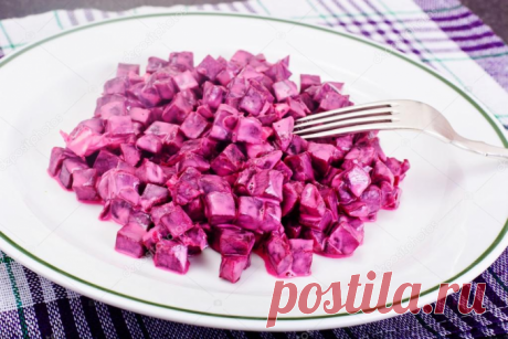 5 замечательных салатов из свеклы, которые укрепят ваш мозг, сердце и сосуды