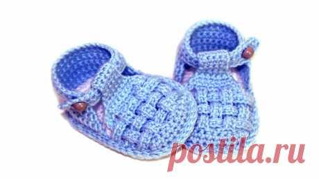 Любимые сандалики | Василиса про вязание | Яндекс Дзен