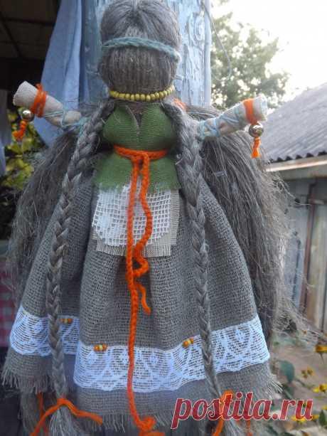 """Кукла """"Желанница""""-кукла помощница воплощении мечты и желаний...."""