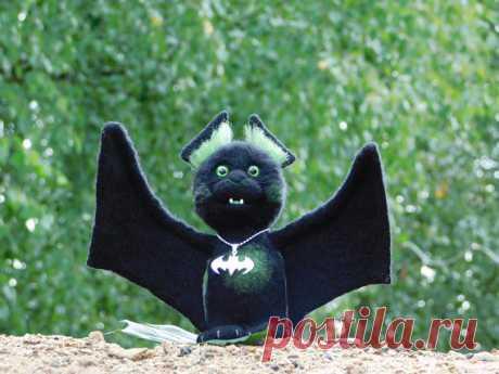 Летучая мышь Maus Fledermaus Flittermouse Flieger Rearmouse Spielzeug