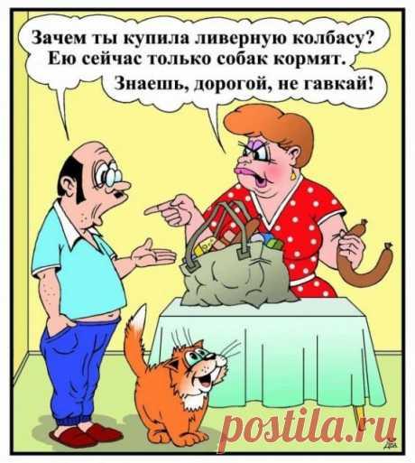 Анекдоты в картинках / kulikov.okis.ru