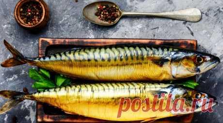 Фантастическая скумбрия в маринаде за 24 часа и другие секреты шеф-повара
