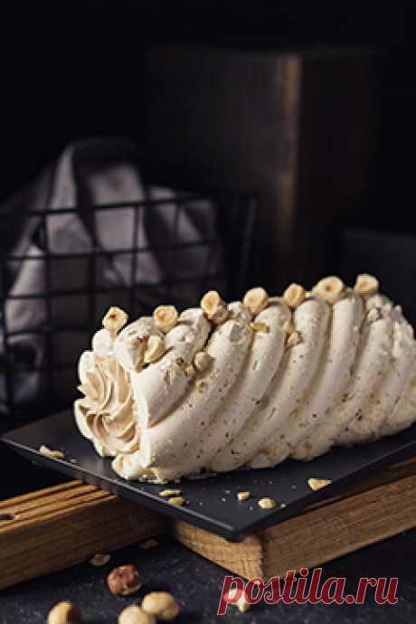 Меренговое безумие с шоколадным кремом и орехами - Andy Chef - блог о еде и путешествиях, пошаговые рецепты, интернет-магазин для кондитеров