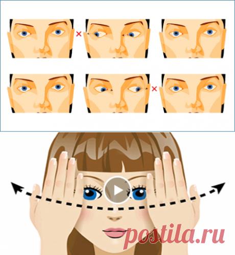 Метод Норбекова для быстрого восстановления зрения. Благодаря ему тысячи людей позабыли об очках   Женские секретики