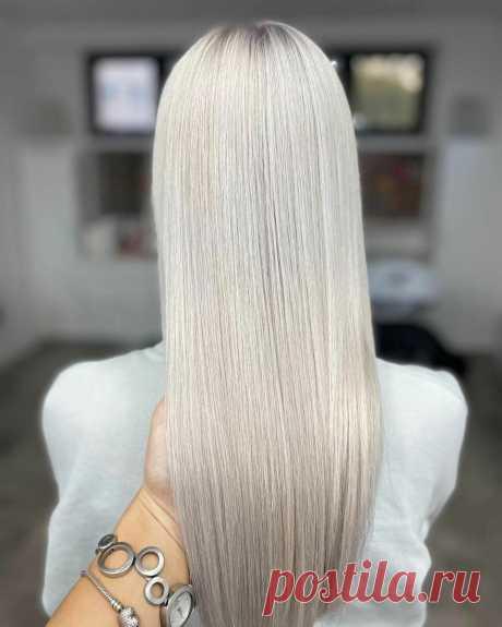 Оказалось, что холодный блонд получить проще, чем кажется. Рецепты топ окрашиваний от стилистов Лонды | Унесенная временем1 | Яндекс Дзен
