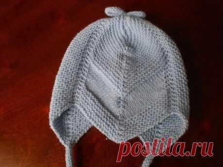 32 шапки для мальчика спицами с описанием и схемами вязания, Вязание для детей