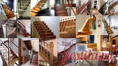 При каких условиях можно монтировать деревянную лестницу?