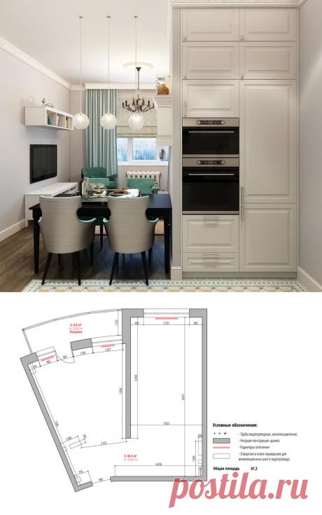 Как оформить квартиру мечты для девушки   Свежие идеи дизайна интерьеров, декора, архитектуры на INMYROOM