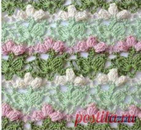 Big collection of patterns hook. Part 8 \u000d\u000aKeep in a kopilochka