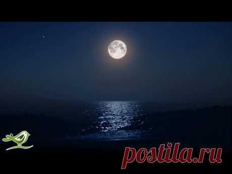 Глубокая Музыка для Сна — Океанские Волны, для Быстрого Засыпания, Расслабляющая Музыка