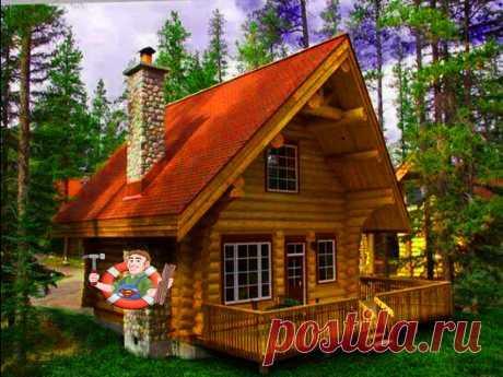 Из чего лучше строить дачный дом? | Настоящий мастер | Яндекс Дзен