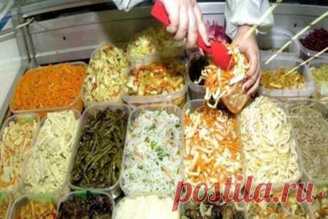 Салаты по-корейски: Топ-6 обалденных рецептов! Для всех любителей корейских салатов, мы подготовили эту замечательную подборку рецептов.