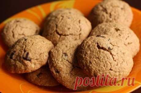 Полезное овсяное печенье без муки. — Мегаздоров