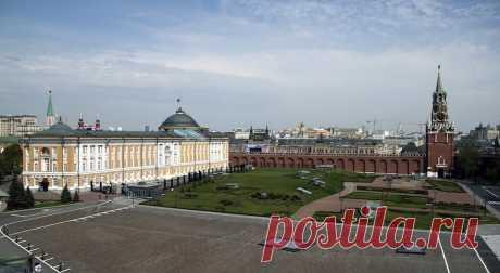 Под Кремлем построят подземный музей