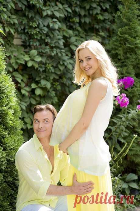 Рецепты воспитания от звезд - Лилия Ребрик и Андрей Дикий
