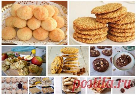 10 рецептов быстрого вкусного печенья: время выпечки 15 минут
