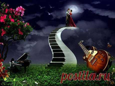 Музыка для души.