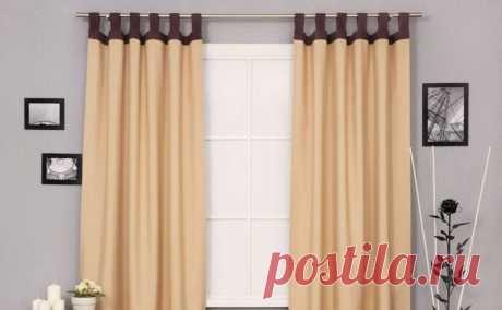 Как красиво повесить оконные шторы на карниз Описание нескольких способов оригинально прикрепить оконные шторы на карниз. Выбор подходящего варианта для разных стилей дизайна интерьера.