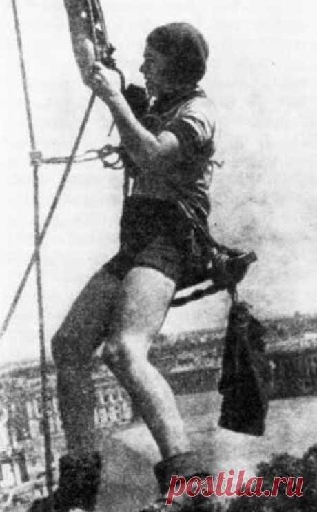 Война 1941 – 1945: альпинисты блокадного Ленинграда | Женщины мира